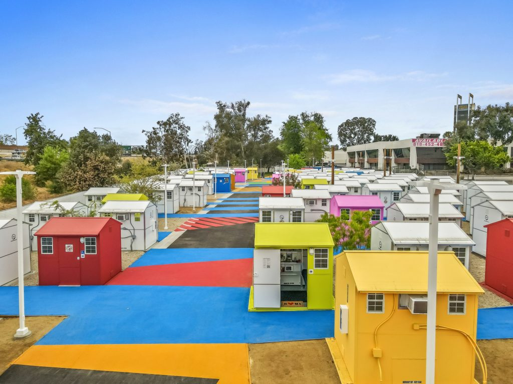 Alexandria Park Tiny Home Village